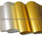 Película Matte do animal de estimação da impressão da prata/ouro do Sandblast (F39-189/F39-190)