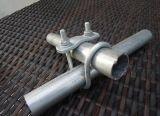 Гальванизированные зажимы соединения стальной трубы