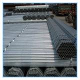 Pipe en acier galvanisée d'acier sans joint