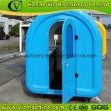 carro azul recomendado manufatura do alimento com certificação do CE
