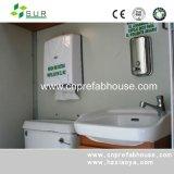 Toalete móvel (toalete portátil, toalete) do reboque (T-10)