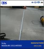 Acoplamiento tejido del metal del acero inoxidable AISI316