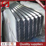 Folha ondulada de alumínio para a telhadura
