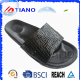 Deslizador lateral del hombre al aire libre del PVC de la manera de la alta calidad (TNK24952)