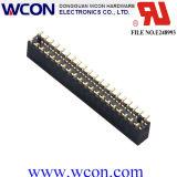 2.0 mm H = 6.3 Weibchen-Vorsatz der mm-doppelter Reihen-180 SMT