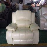Sofá de cuero del Recliner del aire, muebles modernos de la sala de estar, sofá caliente de la venta (GA03)