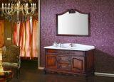 Vanité fixées au sol classiques de salle de bains