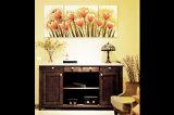 Art Belüftung-Küche-Entwurf der warmen Farben-2017 europäischer (zc-029)