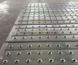Migliore plancia standard del metallo, impalcatura mobile 210mm*45mm*1000mm*1.8mm della costruzione 2.0mm