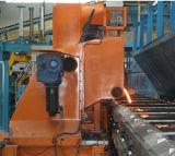 Preço de fábrica que faz rolos de movimentação Ductile do transporte de correia do molde do ferro