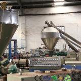 Linha de produção linha do perfil da fonte WPC de produção de madeira linha do assoalho de produção do perfil de WPC