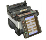 Fibra Optic Fusion Splicer Machine con Fiber Cleaver (fsm-70s/80s)