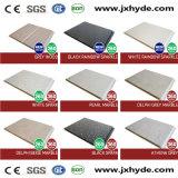 панель пластмассы панели стены PVC цвета 9*250mm горячая штемпелюя Gery