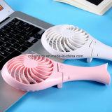 flexibler Fan, Mini-USB-Fan mit nachladbarer Batterie, beweglicher Fan, Kühlventilator