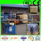 Purificación de petróleo del transformador del vacío de la eficacia alta de China, purificador de petróleo de la deshidratación