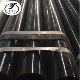 Tube noir d'acier doux de pipe en acier de la pipe en acier ERW