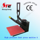 Garment Printer Machine Digital High Pressure Heat Transfer Machine Stc SD05에 고압 Cheap Direct