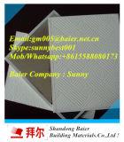Placa de techo de yeso laminado de PVC con respaldo de aluminio
