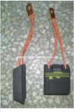 Export Manufacturer von Electrical Graphite Carbon Brush (LFC554)