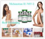 Bronceado de la piel péptido Melanotan II (MT2), Melanotan 2, MT-2, MT-II