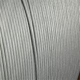 電話ケーブルが付いている電流を通された鋼線