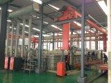 전기도금을 하는 생산 라인