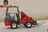 販売のための小型車輪のローダーのブランドのオオカミの前部ローダー