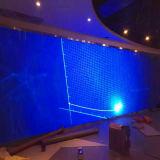 Pantalla de visualización montada en la pared de interior de P3.9 LED para hacer publicidad
