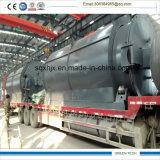 8 Tonnen-Pyrolyse-Gummipflanze, die Kohlenstoff und Öl erhält