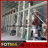 auto linha da trituração de arroz 18-300t/D, planta completa do moinho de arroz