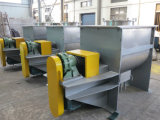Equipo horizontal del mezclador de la cinta