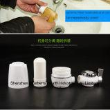 Colpire il filtro leggermente dal rubinetto con carbonio unito di ceramica Replacment per offrire l'acqua completamente chiara