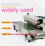 Máquina de empaquetado continua del lacre/empaquetadora automática de lacre de la película