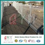 熱い浸された電流を通されたBrcによって溶接される金網の塀