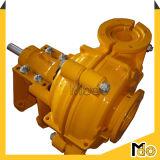 Pompe centrifuge de boue horizontale de boue de minerai d'or