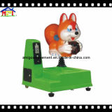Slot Game Machine Amusement Kiddie Ride Little Squirrel