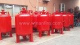 Réservoir de vessie différent de mousse de capacité pour le système d'incendie de mousse