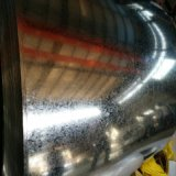 0.125mm-6.0mm에 있는 루핑 장 물자를 위한 최신 담궈진 직류 전기를 통한 강철 코일