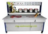 Matériel de enseignement de machine de formation d'établi de moteur électrique de C.C matériel didactique