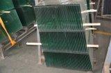 El espesor y la talla estándar templaron el vidrio endurecido del vidrio plano
