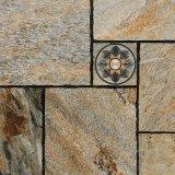 Brown Color Ceramic Floor Tiles, Floor Tiles para Outdoor Square