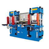 Rubber Silicone Products (KS250VF)를 위한 진공 Press Rubber Machine