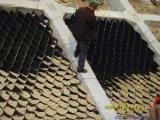 Alta qualidade Geocell plástico para a parede de retenção