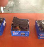 Almofada de freio dianteiro da alta qualidade D1405 para Chevrolet 25940447