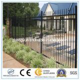 Загородка одноточечного Palisade стальная/загородка сада
