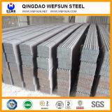 Barra desigual estándar del ángel del acero de carbón del GB Q235B