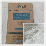 Estearato de cálcio usado na sola de borracha