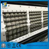 販売のための終了するペーパー卵の皿の製造業に値を付けさせる機械に紙皿
