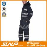 冬のサンフォライズ綿のWorkwearそして安全衣類
