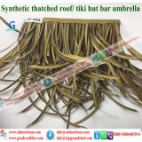 중국 숙련공 합성 초가지붕 Ariticial 이엉 Tiki 오두막에 004